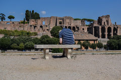 Circo Massimo, Rome, Italy Royalty Free Stock Photo