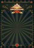 Circo negro mágico libre illustration