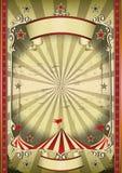 Circo sconosciuto royalty illustrazione gratis
