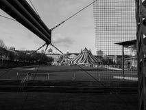 Circo urbano en Kassel Imagenes de archivo