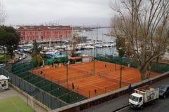 Circolo canottieri Napoli Royalty Free Stock Image
