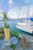 Circolo Nautico NIC Porto di Catania Sicilia Italy Italia - Creative Commons by gnuckx Royalty Free Stock Image