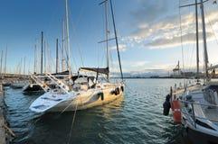 Circolo Nautico NIC Porto di Catania Sicilia Italy Italia - Creative Commons by gnuckx Stock Photography