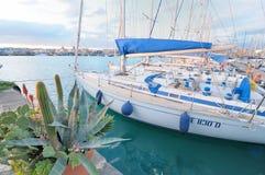 Circolo Nautico NIC Porto di Catania - Sicilia Italy Italia - Creative Commons by gnuckx Stock Photo