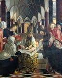 Circoncisione di Gesù Fotografia Stock
