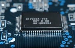 Circuit électronique Image stock