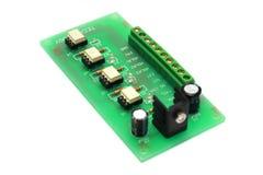 Circuit électronique Photographie stock libre de droits