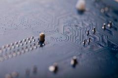 Circuit électronique Photos libres de droits