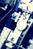 circuit électronique Photo libre de droits