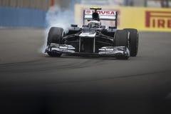 Circuit 2012 de rue de Valence Photos libres de droits