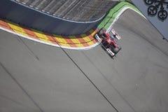 Circuit 2012 de rue de Valence Images stock
