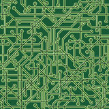 Circuit Background Stock Photography