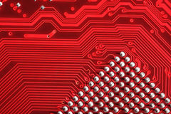 Circuit board Royalty Free Stock Images