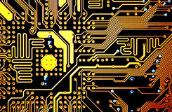 Free Circuit Board Royalty Free Stock Photography - 138087