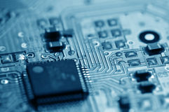 Free Circuit Board Stock Image - 1568211