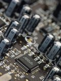 Circuit Board 2 Royalty Free Stock Photography