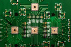 Free Circuit Board Royalty Free Stock Image - 27856496