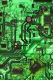 Circuit board. Stock Photography