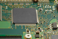 A circuit board Royalty Free Stock Photography