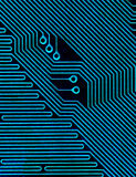 Circuit board. Close up of circuit board royalty free stock images