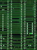 Circuit board. Close up of circuit board Royalty Free Stock Image
