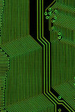 Circuit board. Close up of circuit board Stock Photos