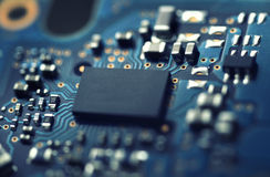 Free Circuit Board Royalty Free Stock Photography - 71017927