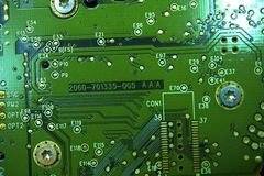 Circuit Board Backdrop Stock Photos