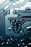 Circuit board background Royalty Free Stock Photos