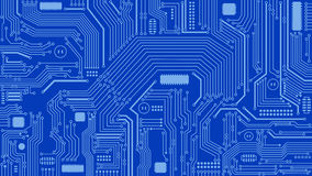 Circuit Board Background, Abstract, Computers, Technology Royalty Free Stock Image