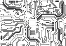 Free Circuit Board Background Texture Stock Photos - 45185653