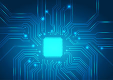 Circuit board background texture Royalty Free Stock Photo