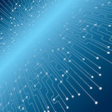 Circuit Board Background Royalty Free Stock Photography