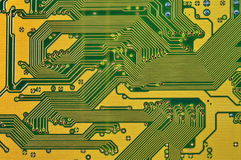 Background with circuit board. Abstract background Stock Photos