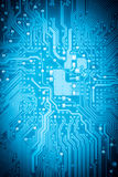 Circuit board closeup Stock Photography