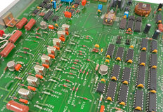 The Circuit board Stock Photography