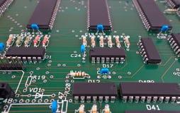 The Circuit board Stock Image