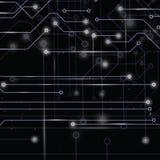 Circuit board Stock Image