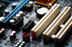 Circuit board computer background Stock Photography