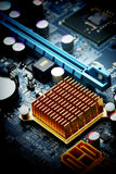 Circuit board computer background Royalty Free Stock Photography