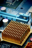 Circuit board computer background Royalty Free Stock Photo