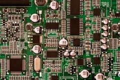 Circuit board digital Stock Photography