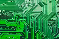 Background image texture of Motherboard digital microchips stock photos