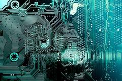 Circuit board. Stock Photos