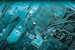 Circuit board. Royalty Free Stock Image