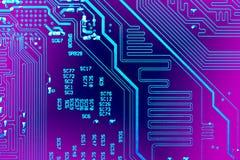 Circuit board Royalty Free Stock Image