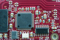 Circuit Board Electronics Stock Photos