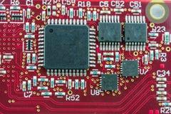 Circuit Board Electronics Stock Photos