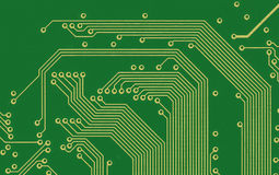 Circuit Board Royalty Free Stock Photo
