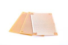 Circuit board kits Stock Photo